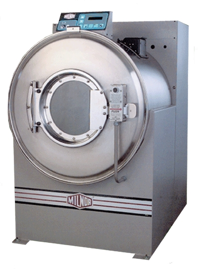 Used Milnor Washer Extractor ~ Used equipment for sale « o dell